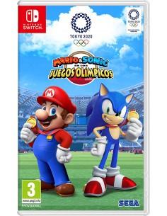 Mario & Sonic en los Juegos...