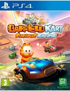 Garfield Kart Furious...