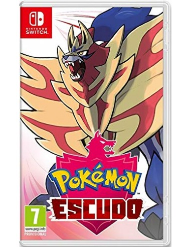 Pokémon Escudo (Switch)