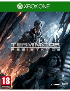 Terminator: Resistance...