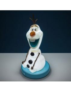 Lámpara 3D Disney Frozen Olaf