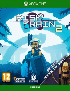 Risk of Rain 1 + 2 (Xbox One)