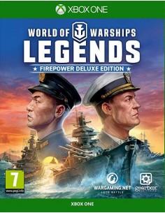 World of Warships: Legends...