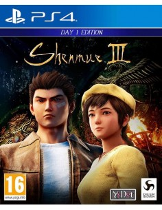 Shenmue III Day One Edition...