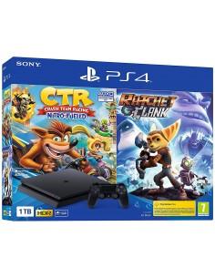 PS4 Consola 1TB Negra +...
