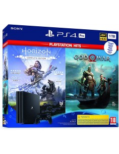 PS4 Consola PRO 1TB Negra +...