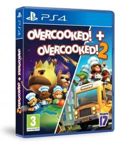 Overcooked + Overcooked 2...