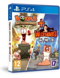 Worms Battleground + Worms...