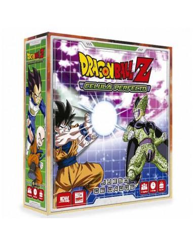Dragon Ball Z Celula Perfecto Juego...