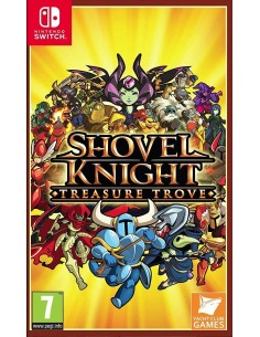 Shovel Knight: Treasure...