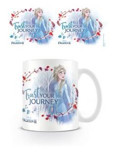 Taza Disney Frozen II Elsa...