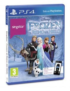 SingStar Frozen El Reino de...