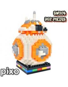 Figura PIXO Star Wars BB-8