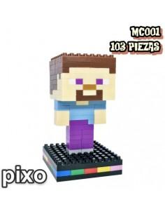 Figura PIXO Minecraft Steve