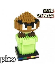 Figura PIXO Nintendo Goomba