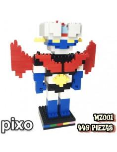 Figura PIXO Mazinger Z