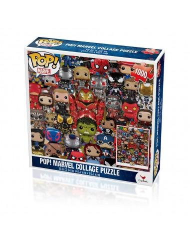 Puzzle FUNKO POP! Marvel 1000 Piezas