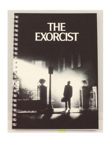 Cuaderno El Exorcista