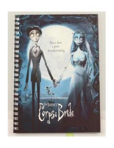 Cuaderno La Novia Cadaver