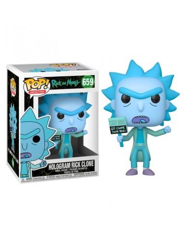 FUNKO POP! Rick and Morty Hologram...