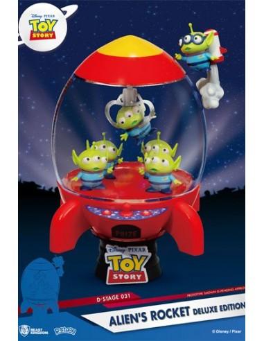 Figura Diorama Disney Toy Story...