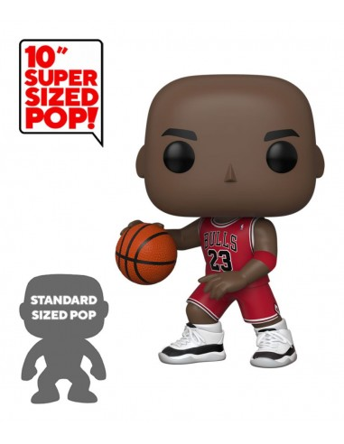FUNKO POP! Chicago Bulls Mickael...