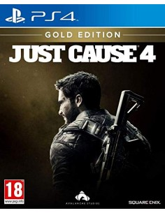 Just Cause 4 Gold Edition...