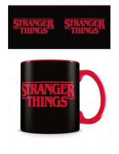 Taza Stranger Things Logo...