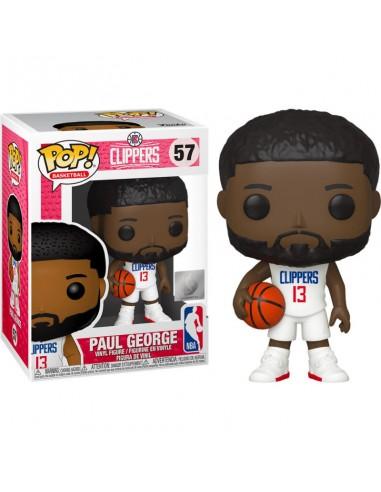 FUNKO POP! NBA Clippers Paul George