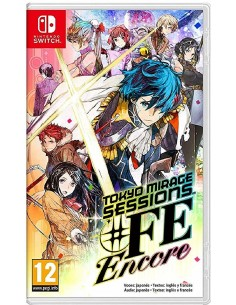 Tokyo Mirage Sessions FE...