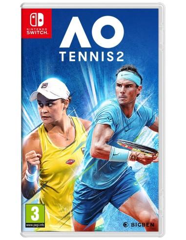 AO Tennis 2 (Switch)