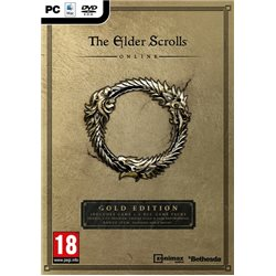 THE ELDER SCROLLS ONLINE:GOLD EDITION