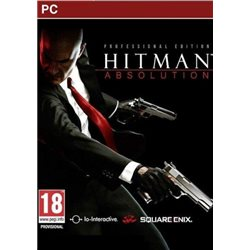 HITMAN ABSOLUTION:PROFESSIONAL ED.
