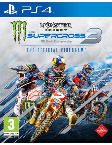 Monster Energy Supercross The...
