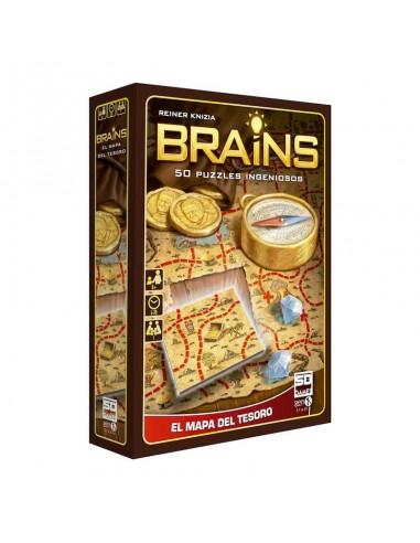 Brains: 50 Puzzles Ingeniosos
