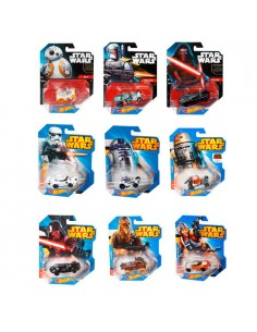 Coches Hot Wheels Star Wars...