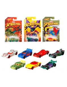 Coches Hot Wheels Marvel...