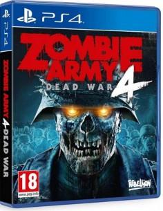 Zombie Army 4: Dear War (PS4)