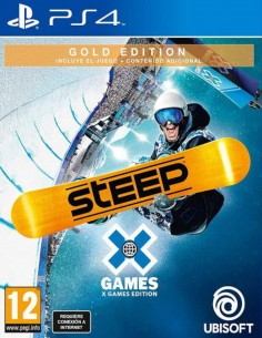 Steep X Games Edition Gold...