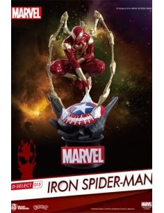 Figura Diorama Marvel Iron...