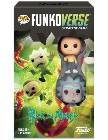 FUNKOVERSE POP! Expansión Rick And...
