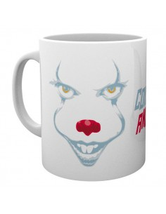 Taza It Pennywise Come Back...