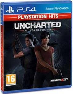 Uncharted: El Legado...