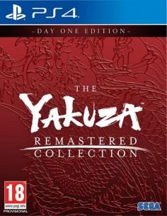 The Yakuza Remasted...