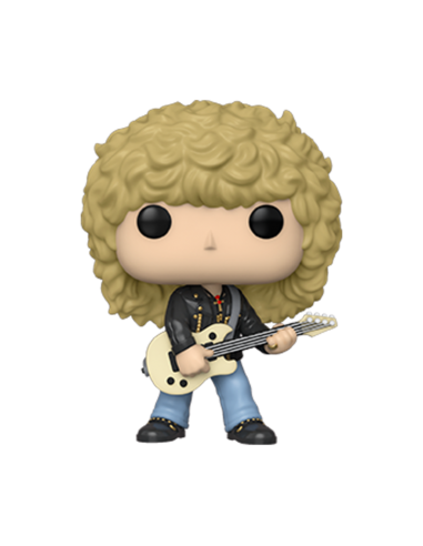 FUNKO POP! Def Leppard Rick Savage