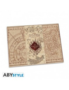 Puzzle Harry Potter Mapa...