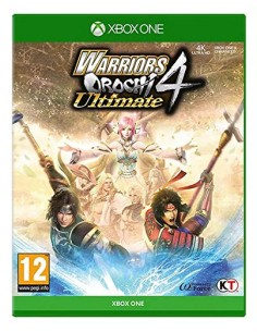 Warrior Orochi 4 Ultimate...