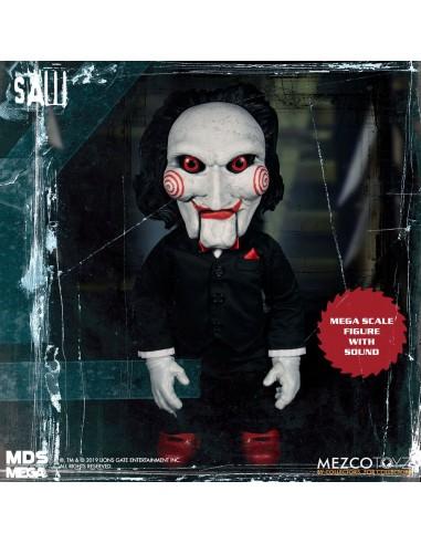 Figura Saw Billy con Sonido 38cm.
