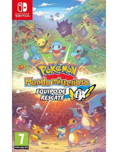 Pokémon Mundo Misterioso: Equipo de...