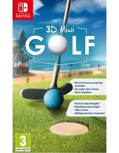 3D Mini Golf (Switch)